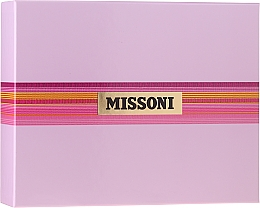 Kup Missoni Eau de Toilette - Zestaw (edt/50ml + b/milk/50ml + sh/gel/50ml)