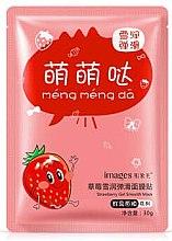Kup Maska na tkaninie do twarzy Truskawka - Images Strawberry Gel Smooth Mask