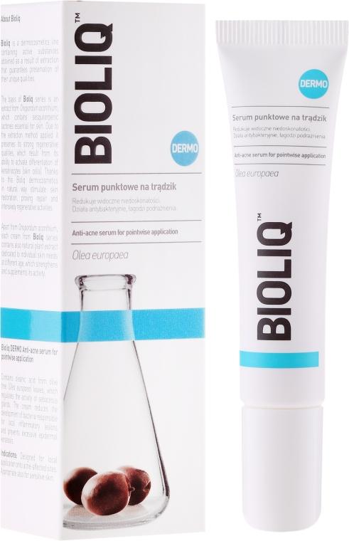 Serum punktowe na trądzik - Bioliq Dermo Serum Point On Acne Skin