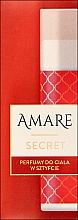 Kup Perfumy do ciała w sztyfcie - Pharma CF Amare Secret