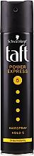 Kup Megamocny lakier do włosów Suche utrwalenie i satynowe wykończenie - Schwarzkopf Taft Power Express Mega Strong 5