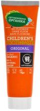 Kup Organiczna pasta do zębów bez fluoru dla dzieci - Urtekram Childrens Toothpaste Original