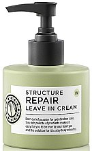 Kup Naprawczy krem strukturyzujący do włosów - Maria Nila Structure Repair Leave In Cream