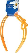 Kup Opaska do włosów, 27154, pomarańczowa - Top Choice