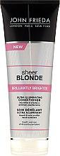 Kup Ultrarozświetlająca odżywka do włosów blond - John Frieda Sheer Blonde Brilliantly Brighter Conditioner
