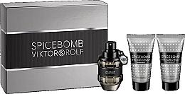 Kup Viktor & Rolf Spicebomb - Zestaw (edt 50 ml + ash/balm 50 ml + sh/cr 50 ml)