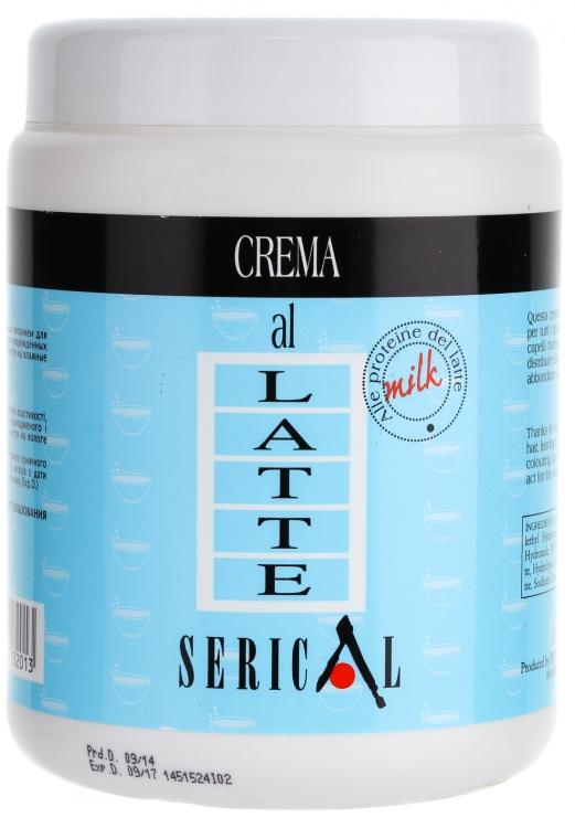 Krem-maska z proteinami mleka - Pettenon Cosmetici Serical Crema al Latte