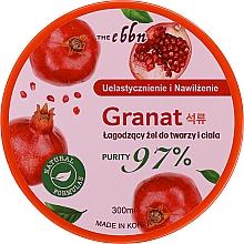 Kup Łagodzący żel do twarzy i ciała Granat - The Ebbn Soothing Face And Body Gel Pomegranate 97%
