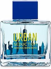Kup Antonio Banderas Urban Seduction Blue For Men - Woda toaletowa