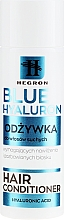 Kup Odżywka do włosów suchych, wymagających nawilżenia i pozbawionych blasku - Hegron Blue Hyaluron Hair Conditioner
