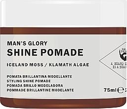 Kup Stylizująca pomada do brody z brokatem - Nook Dear Beard Man's Glory Shine Pomade