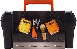 Kup Zestaw - Wars (ash/lot 90 ml + sh/cr 65 ml + edc 90 ml + sh/brush + case)