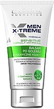 Kup Błyskawicznie kojący balsam po goleniu, 0% alkoholu - Eveline Cosmetics Men X-Treme