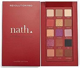 Kup Paleta cieni do powiek - Revolution Pro X Nath Eyeshadow Palette
