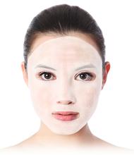 Kup Maseczka do twarzy na tkaninie z chitozanem - Clarena Cosmetic Pads Chitosan Active Mask