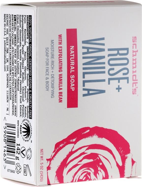 Zestaw - Schmidt's Blissful Discovery (t/paste 100 ml + deo 58 ml + soap 142 g + bag) — фото N10