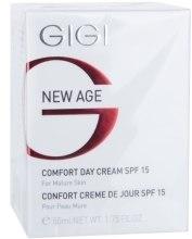 Kup Krem na dzień SPF-15 - Gigi New Age Comfort Day Cream SPF15