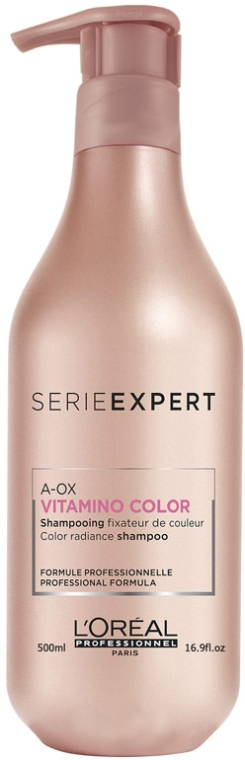 Szampon do włosów farbowanych - L'Oreal Professionnel Vitamino Color Shampoo