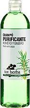 Kup Szampon oczyszczający Rozmaryn i jałowiec - Tot Herba Rosemary & Juniper Purifying Shampoo