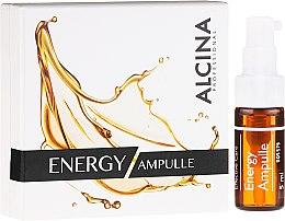 Kup Energetyzujące ampułki do twarzy - Alcina Energy Ampulle