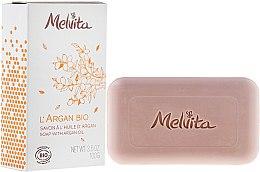 Kup Mydło z olejem arganowym - Melvita L'Argan Bio Soap With Argan Oil