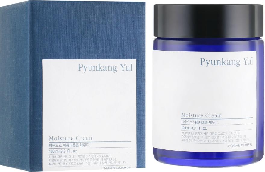 Nawilżający krem do twarzy - Pyunkang Yul Moisture Cream