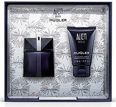 Kup Zestaw prezentowy dla mężczyzn (edt 50 ml + b/shm 50 ml) - Thierry Mugler Alien Man Gift Set