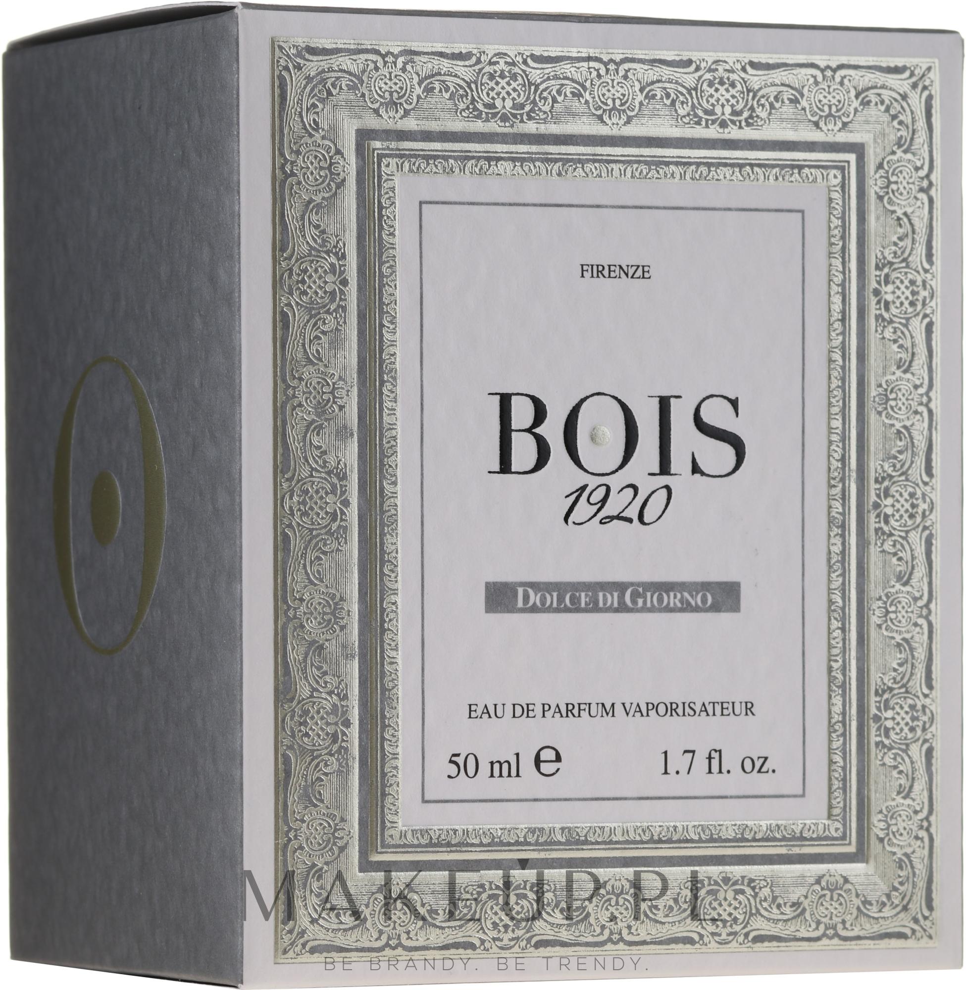 Bois 1920 Dolce di Giorno Limited Art Collection - Woda perfumowana — фото 50 ml