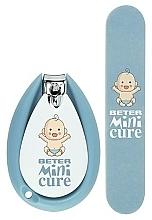 Kup Zestaw manicure - Beter Baby Minicure Duo Kit Blue