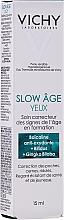 Kup Krem pod oczy przeciwko oznakom starzenia - Vichy Slow Âge Eye Cream
