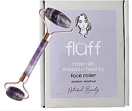 Kup Roller do masażu twarzy Ametyst - Fluff Face Roller Ametyst