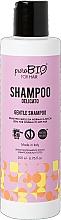 Kup Delikatny szampon do włosów - puroBIO Cosmetics For Hair Gentle Shampoo