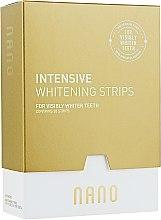Kup Intensywnie wybielające paski na zęby - WhiteWash Laboratories Nano Intensive Whitening Strips
