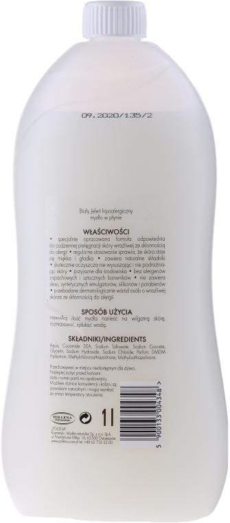 Hipoalergiczne mydło w płynie do skóry wrażliwej - Biały Jeleń (uzupełnienie) — фото N6