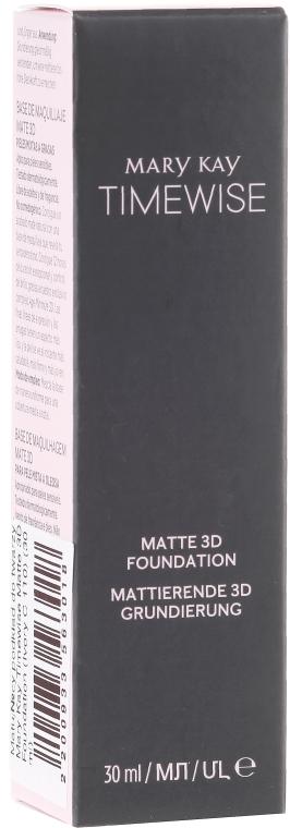Matujący podkład do twarzy - Mary Kay Timewise Matte 3D Foundation