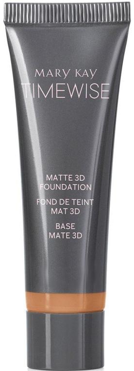 Matujący podkład do twarzy - Mary Kay Timewise Matte 3D Foundation — фото N4