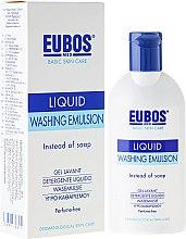 Kup Bezzapachowa emulsja myjąca do ciała - Eubos Med Basic Skin Care Liquid Washing Emulsion