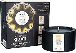 Kup Modułowa świeca zapachowa - House of Glam Black Opium