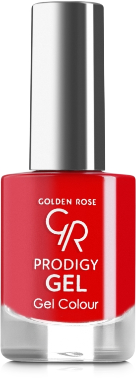 Lakier do paznokci - Golden Rose Prodigy Gel Colour