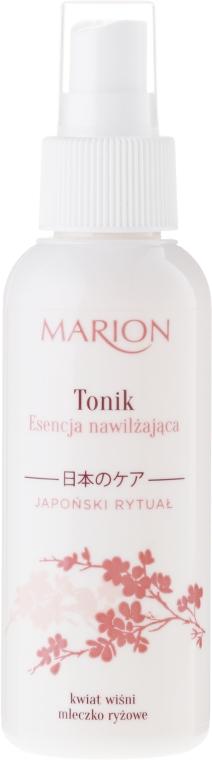 Tonik do twarzy Esencja nawilżająca - Marion Japanese Ritual Moisturizing Essence Face Tonic