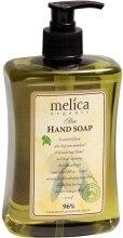Kup Oliwkowe mydło w płynie - Melica Organic Olive Liquid Soap