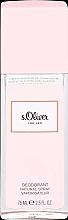 Kup S.Oliver For Her - Perfumowany dezodorant w sprayu