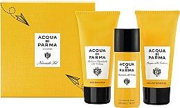 Kup Acqua di Parma Colonia Nomade - Zestaw (deo 50 ml + sh/gel 75 ml + ash/balm 75 ml)