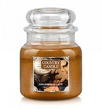 Kup Świeca zapachowa - Country Candle Gingerbread Latte