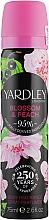 Kup Dezodorant - Yardley Blossom & Peach Body Fragrance