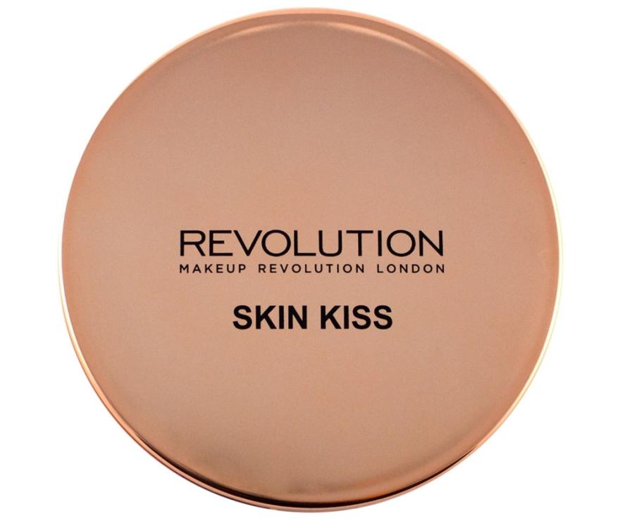 Rozświetlacz do twarzy - Makeup Revolution Skin Kiss
