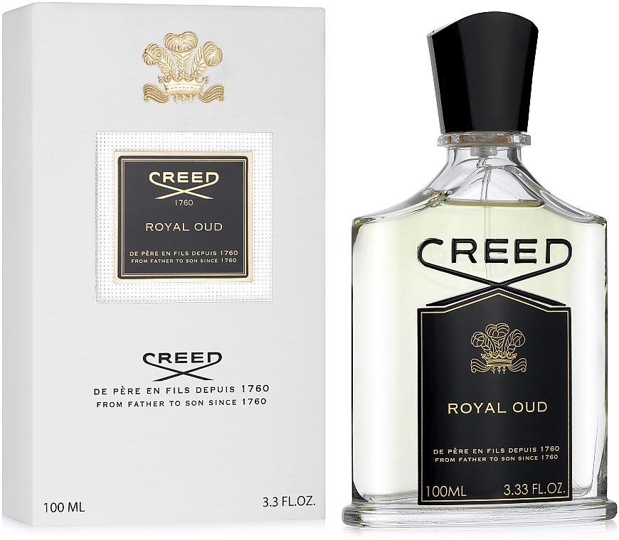 PRZECENA! Creed Royal Oud - Woda perfumowana * — фото N2
