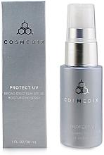 Nawilżający spray ochronny do ciała SPF 30 - Cosmedix Protect UV Broad Spectrum SPF30 Moisturising Spray — фото N2