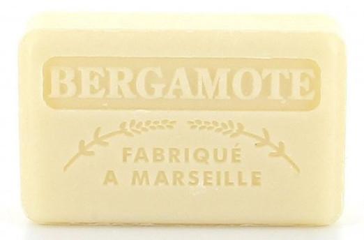 Marsylskie mydło w kostce Bergamotka - Foufour Savonnette Marseillaise Bergamote — фото N2