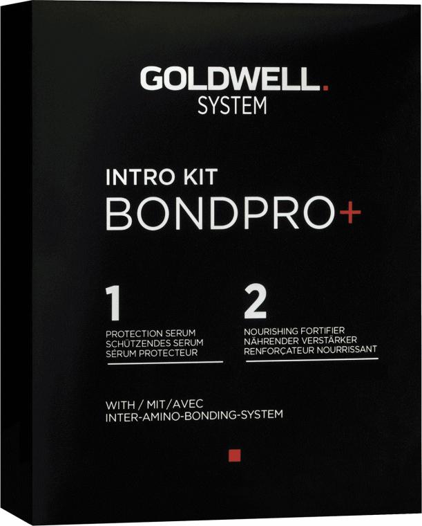 Zestaw - Goldwell System BondPro+ Kit (h/serum/100ml + h/lot/100mlx2) — фото N1